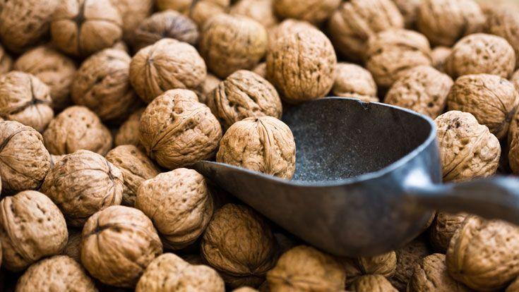 Storing Walnuts