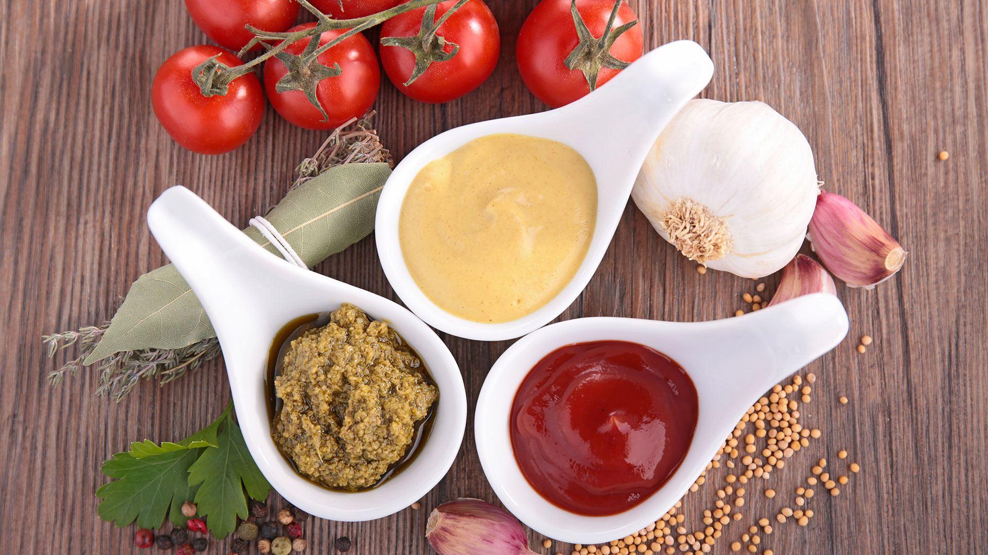 Are condiments healthy