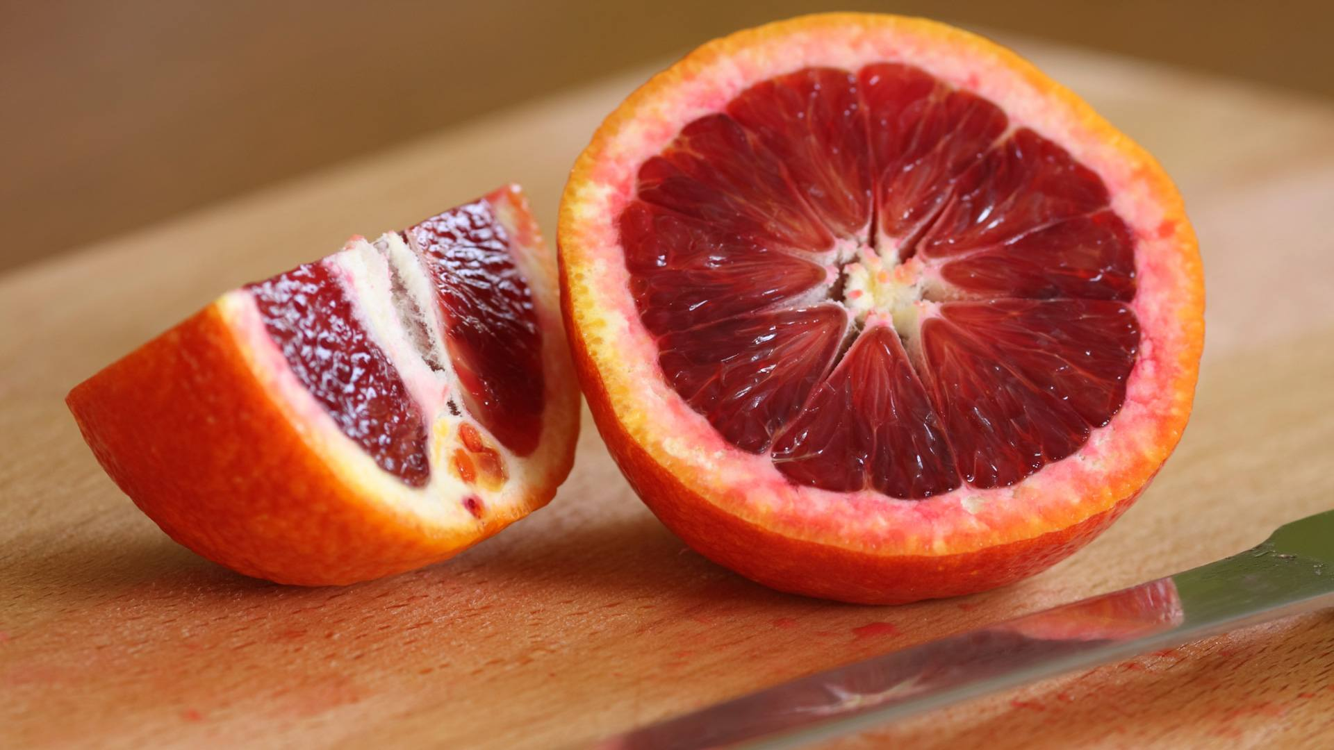 blood oranges nutrition information