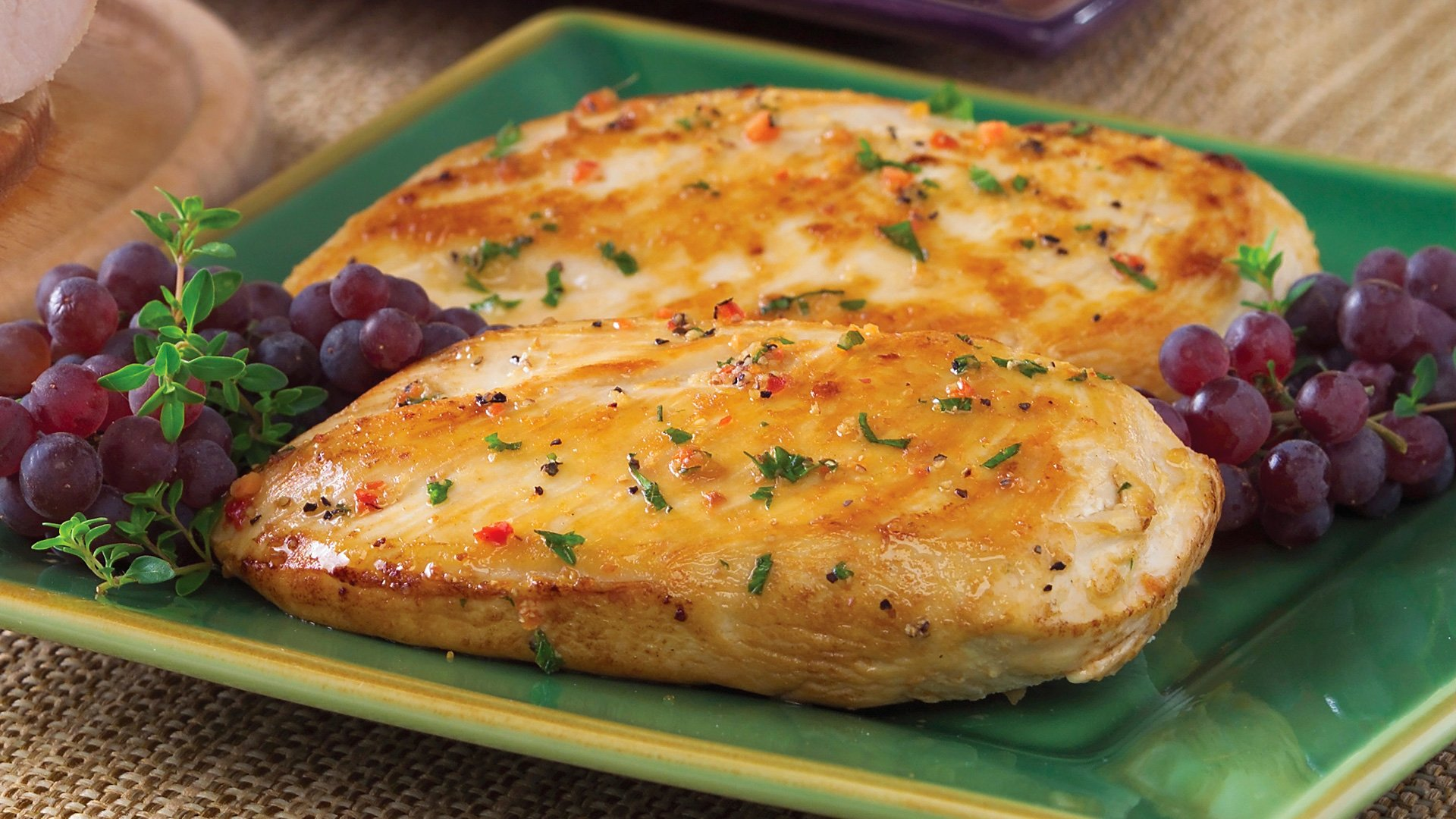 Cranberry Orange Turkey Recipe