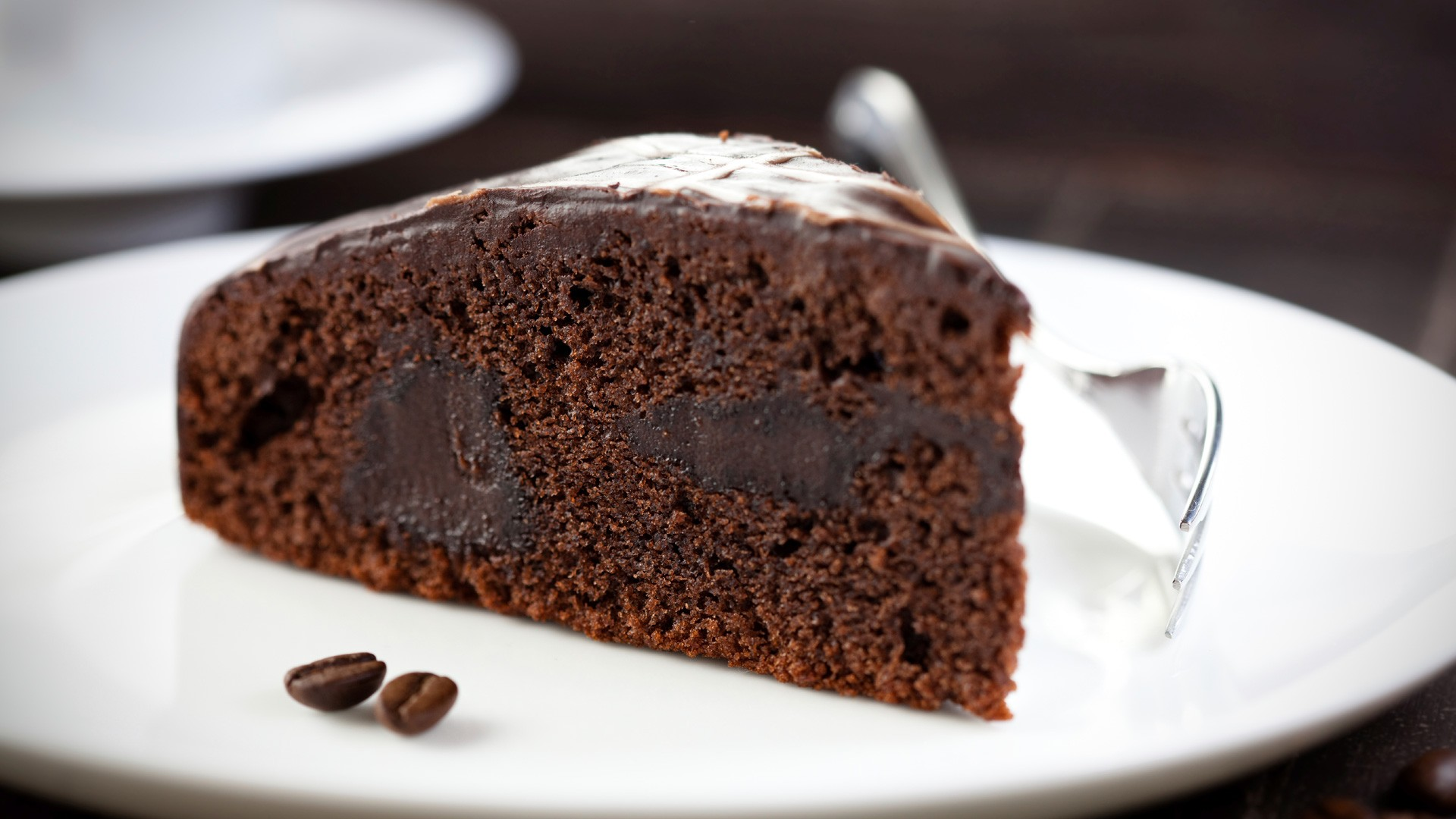 healthy dark chocolate cake recipe