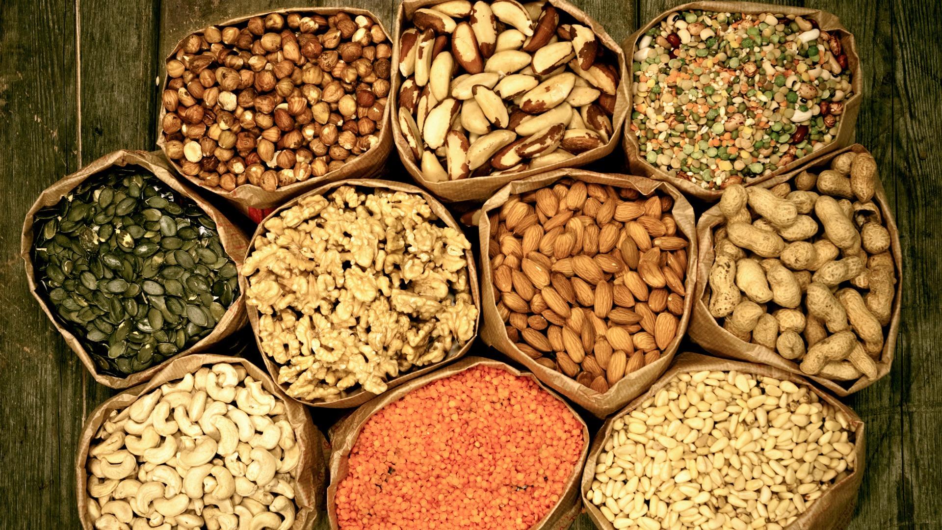 Nuts Grain......