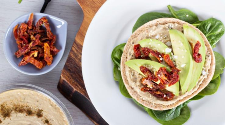 hummus and avocado sandwich recipe
