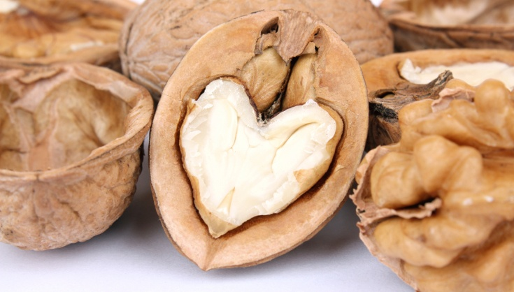 walnuts and heart health