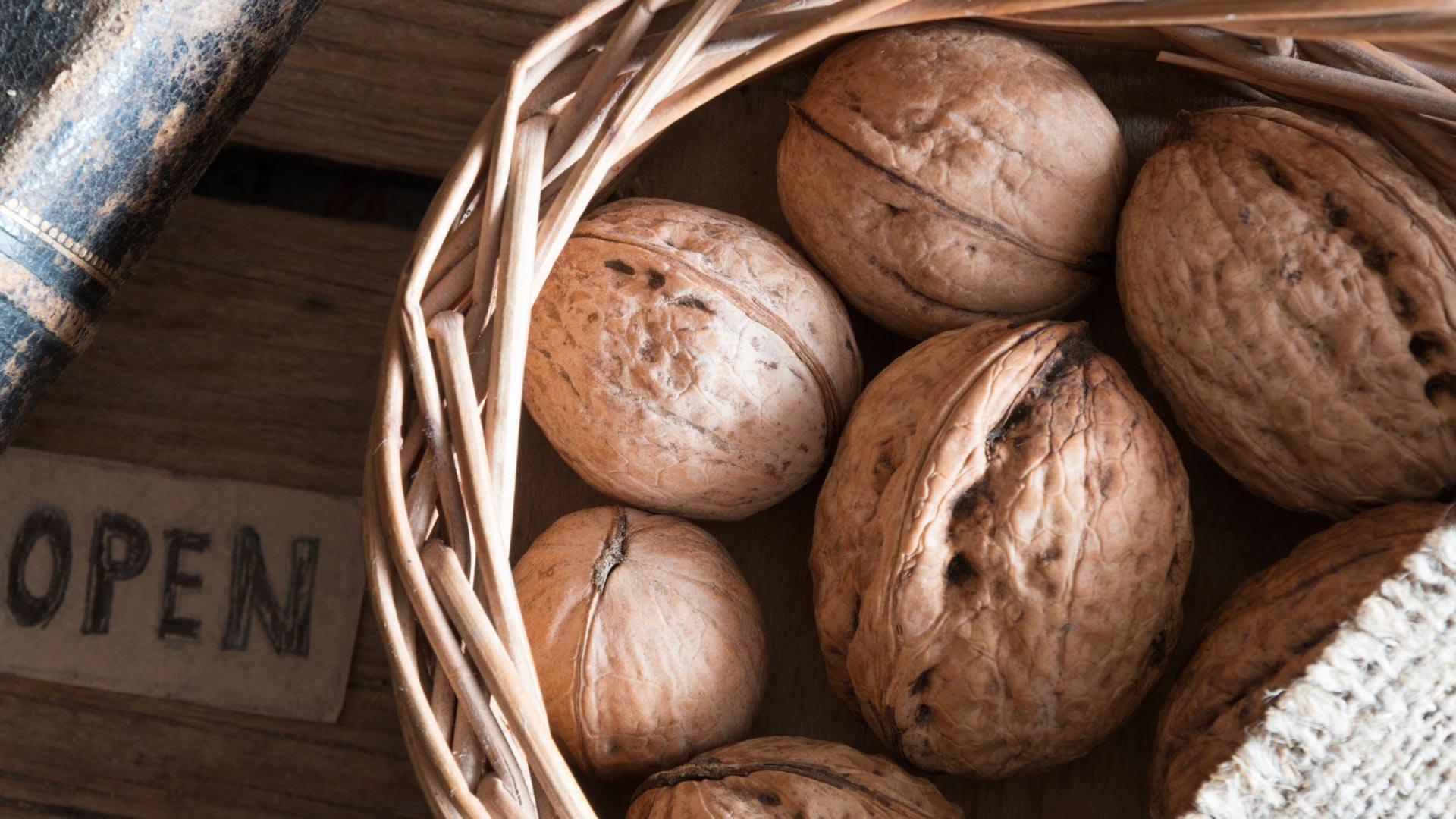 Wonders of walnuts