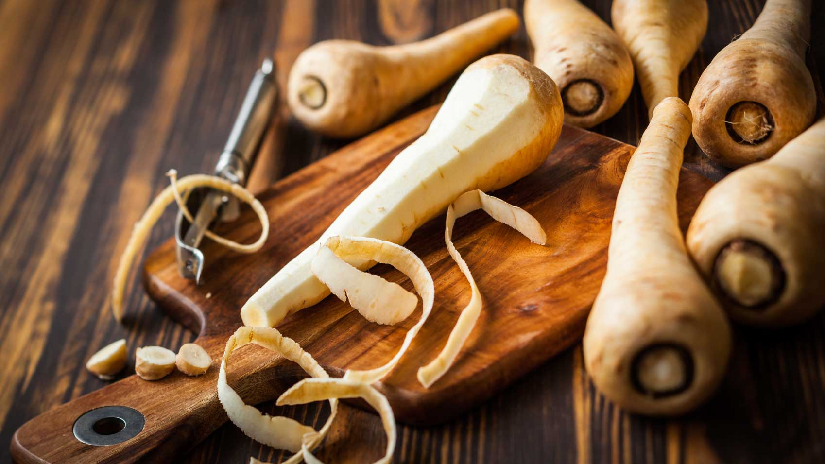 are parsnips good for you