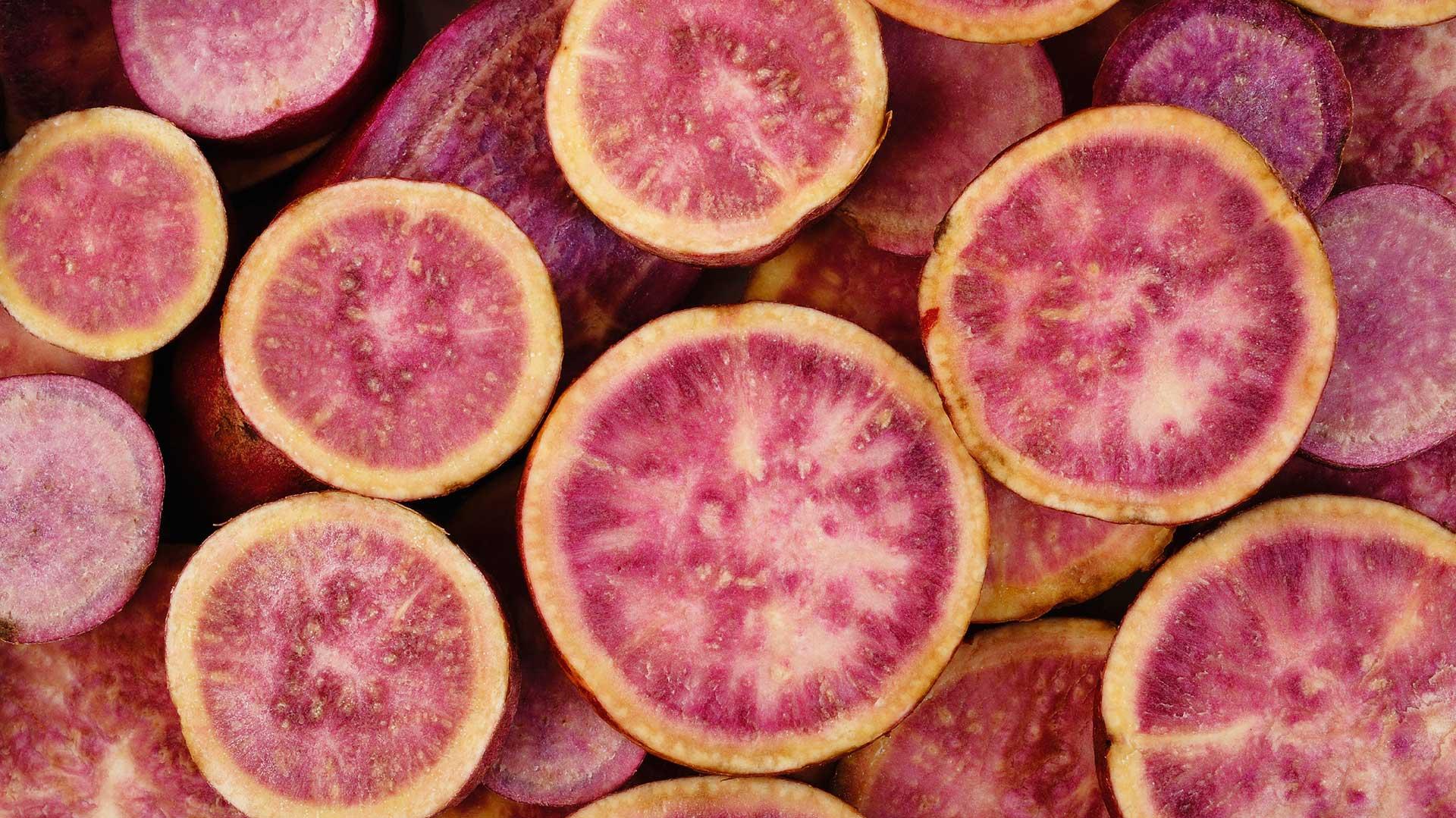 Are Purple Sweet Potat...