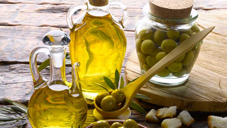olive oil nutrition facts
