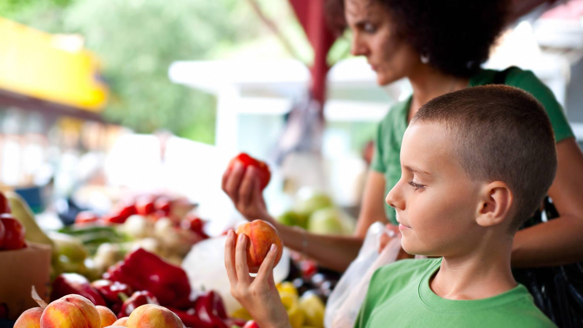 fruit as fast food