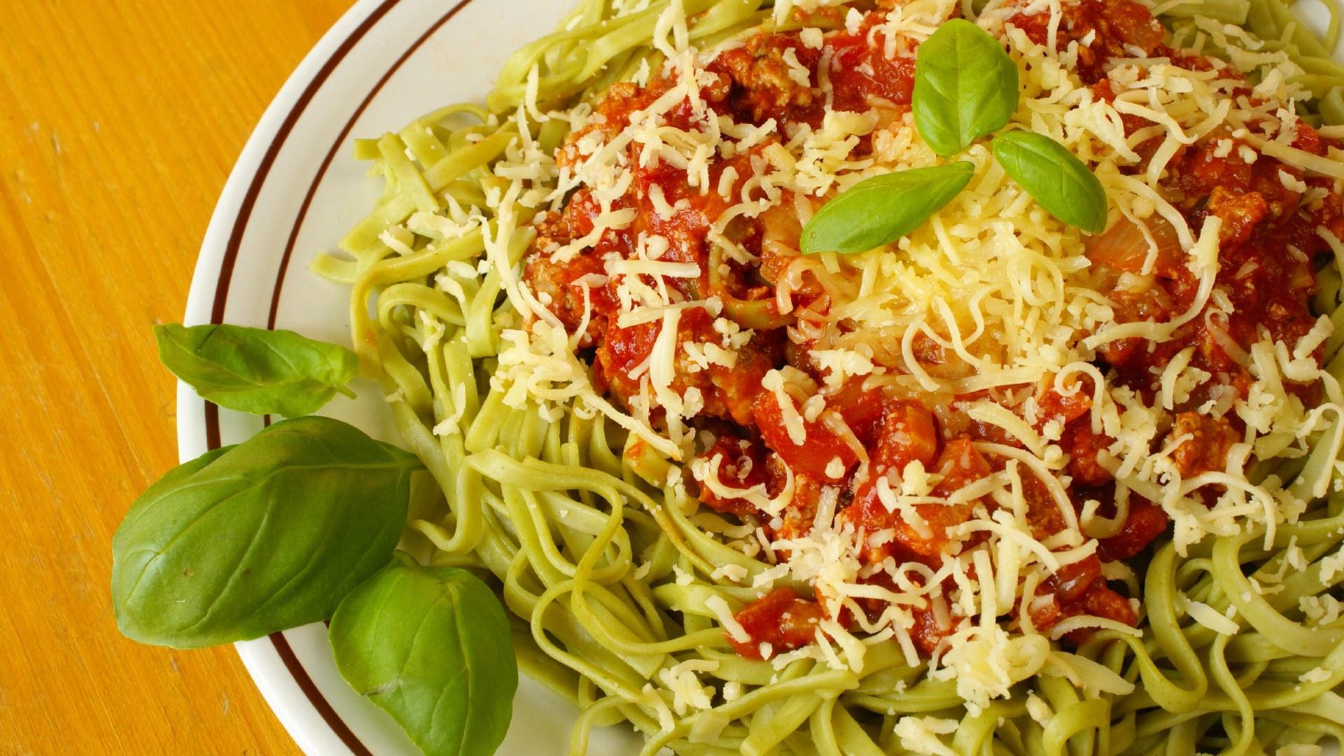 healthy spinach pasta recipe