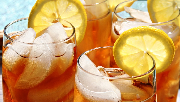 Old-Fashioned Iced Tea