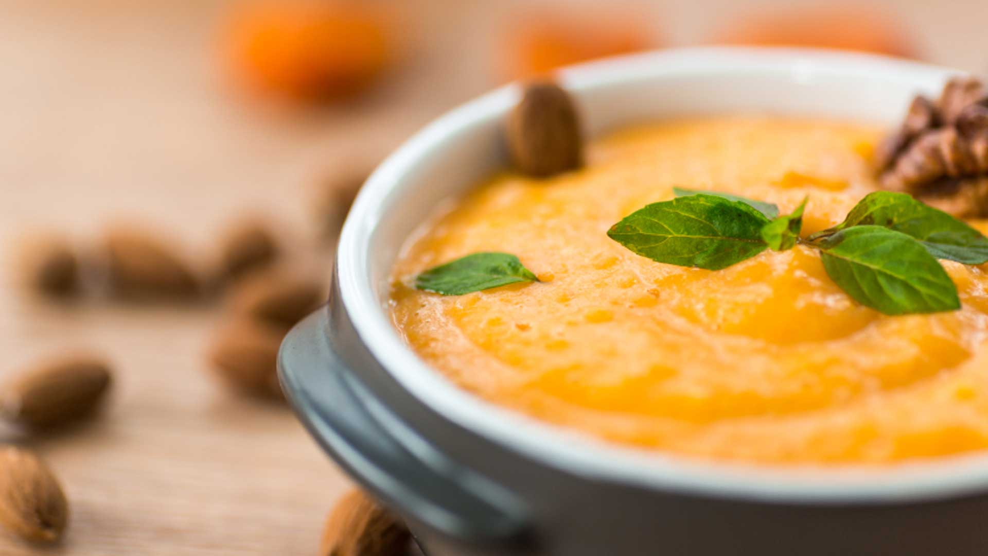healthy pumpkin pudding recipe
