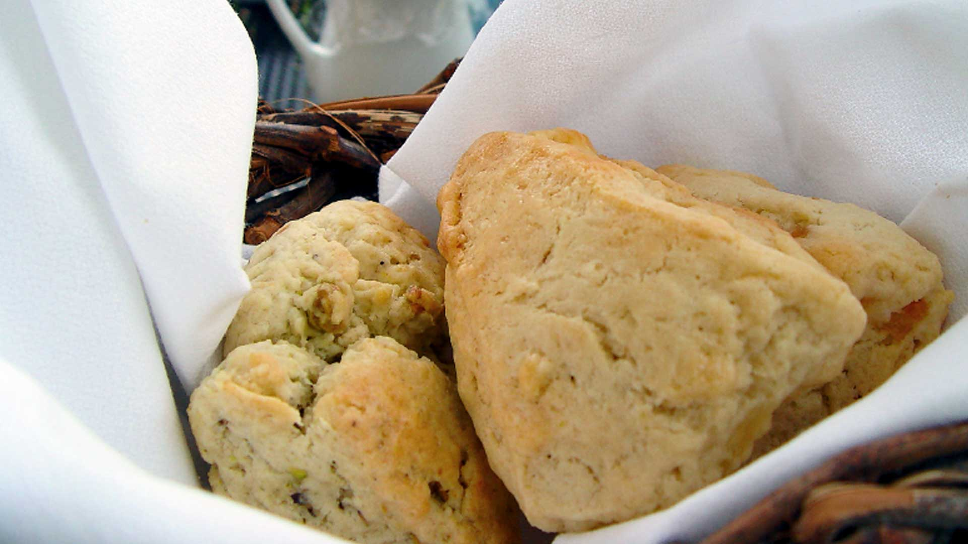 Sweet Potato Scones Healthy Recipe
