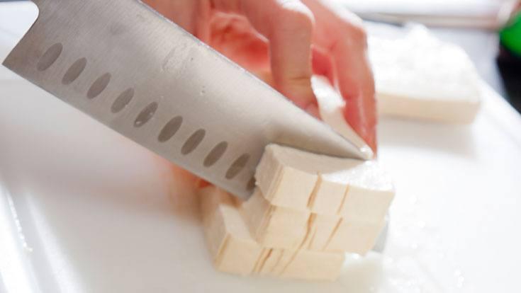 Kitchen Tofu Tips