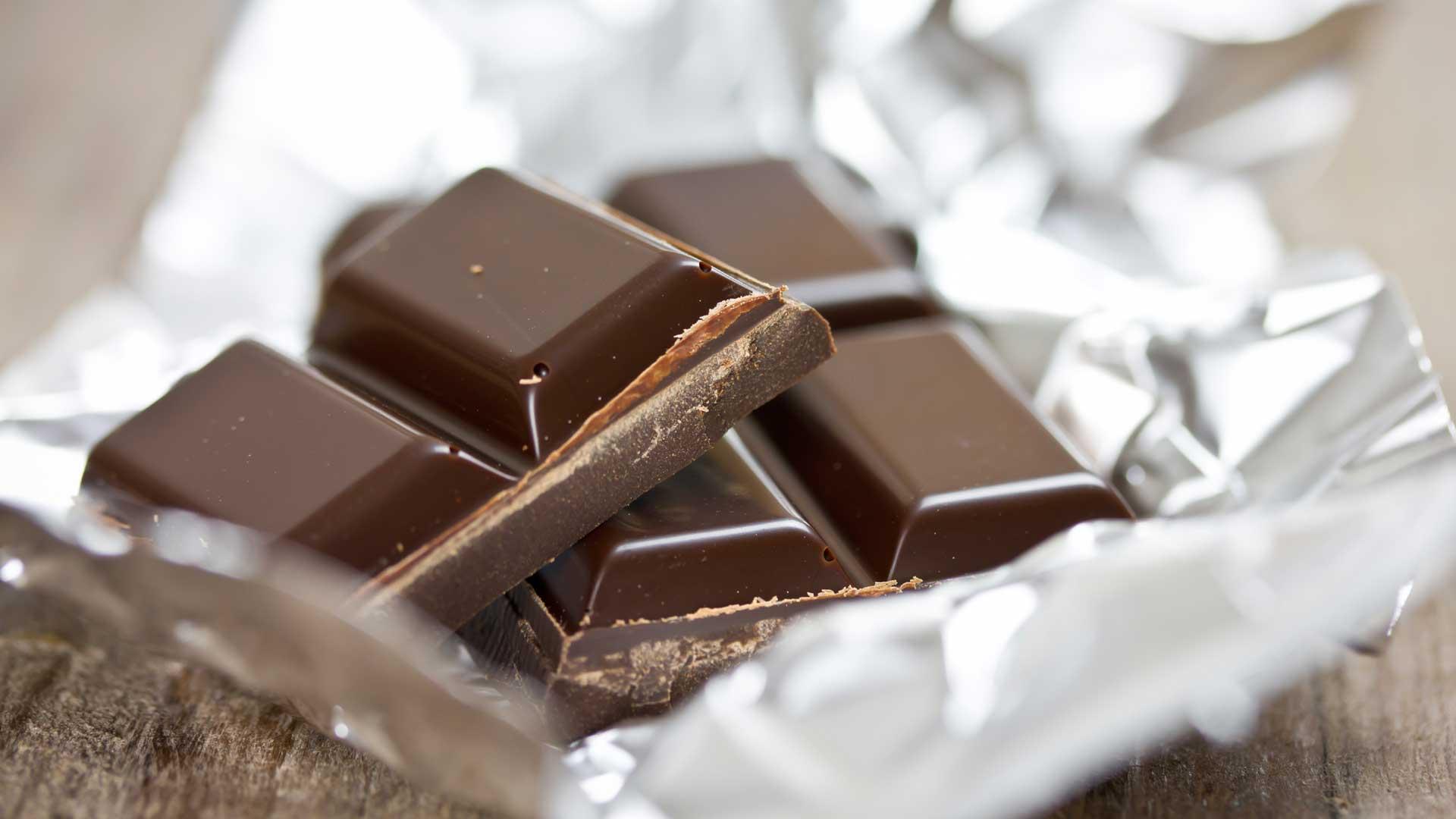 Dark chocolate blood sugar