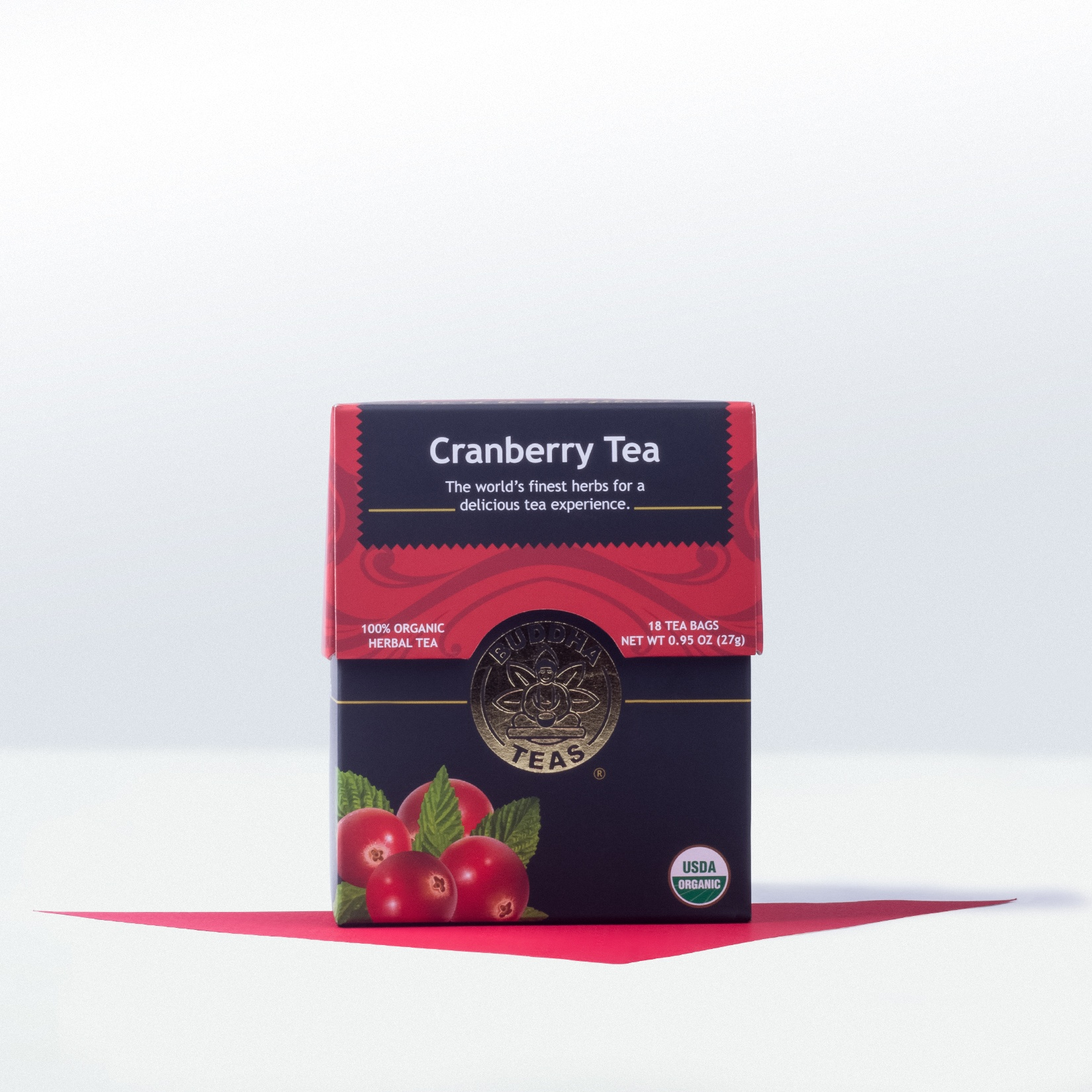 Buddha Teas-Cranberry Tea