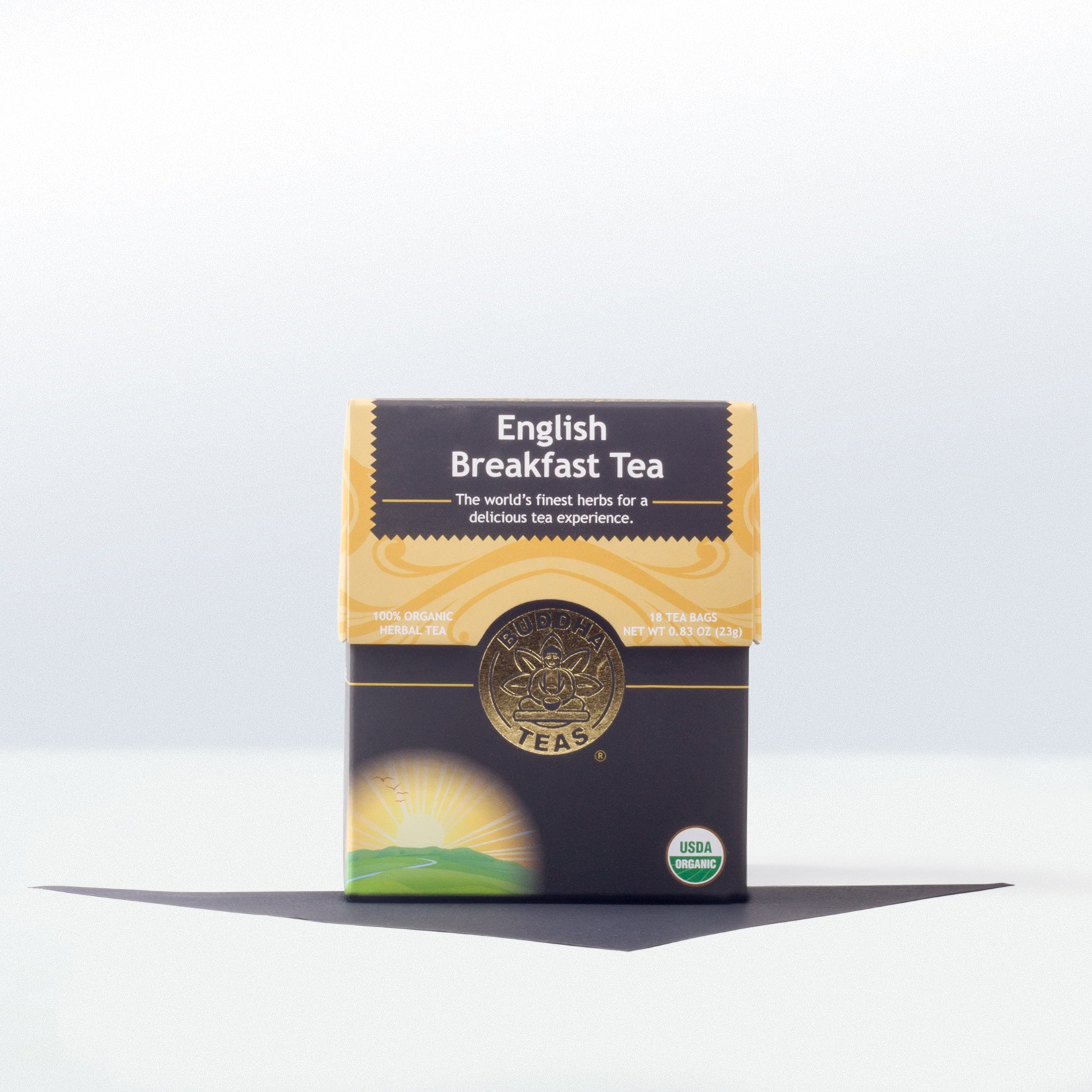 Buddha Teas-English Breakfast Tea