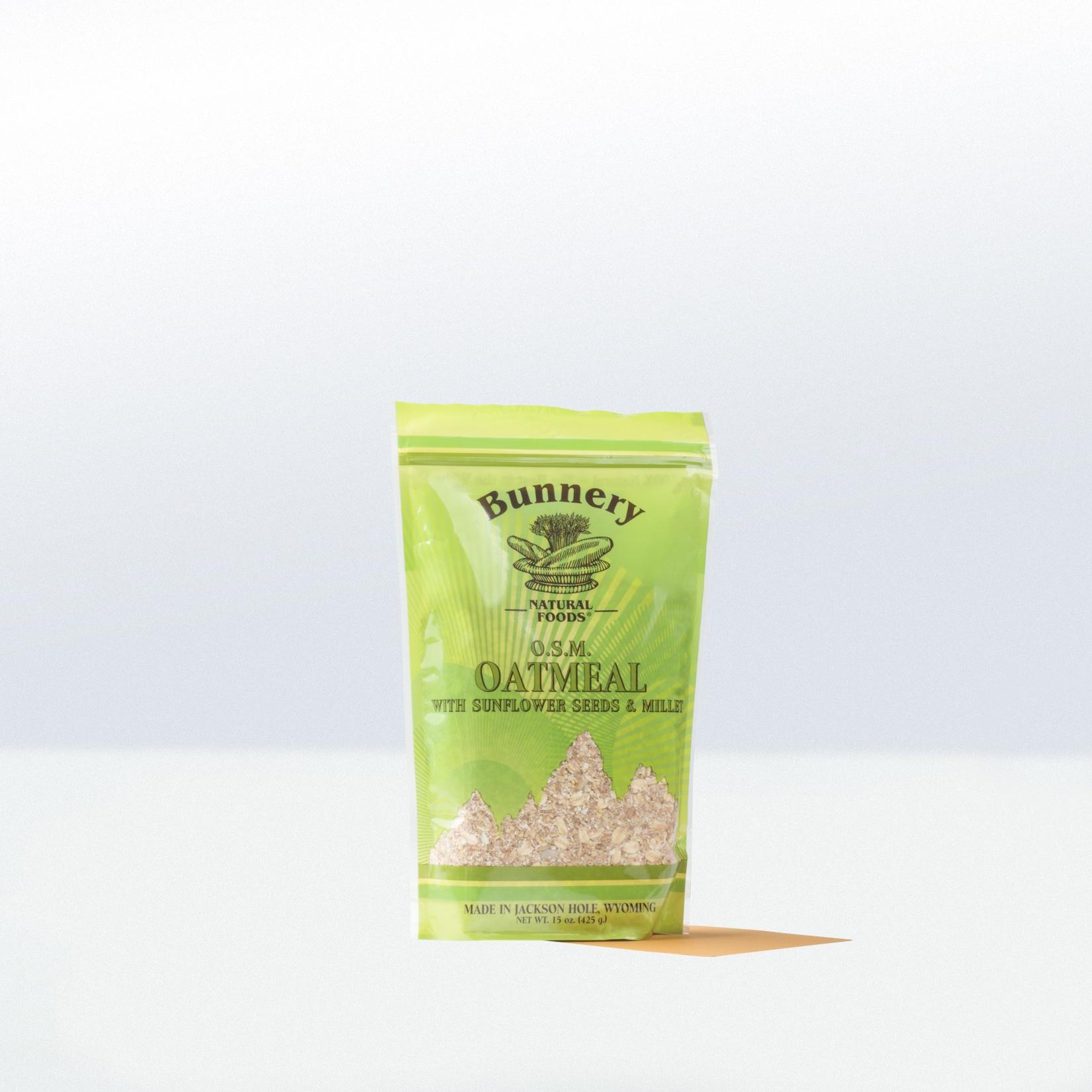 Bunnery Natural Foods-OSM Oatmeal