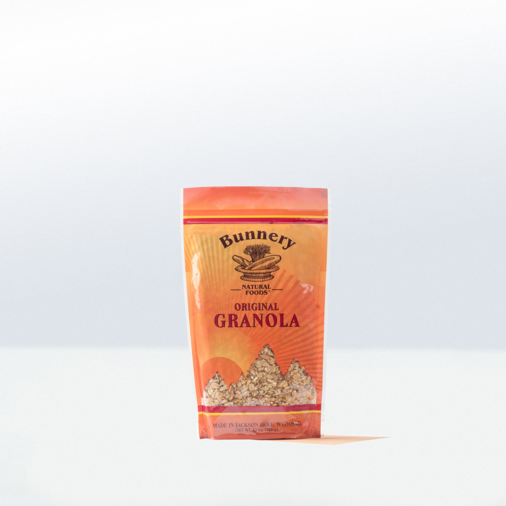 Bunnery Natural Foods-Original Granola