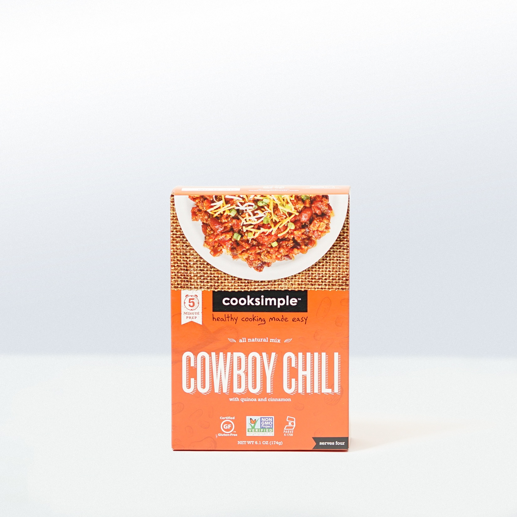 Cook Simple-Cowboy Chili