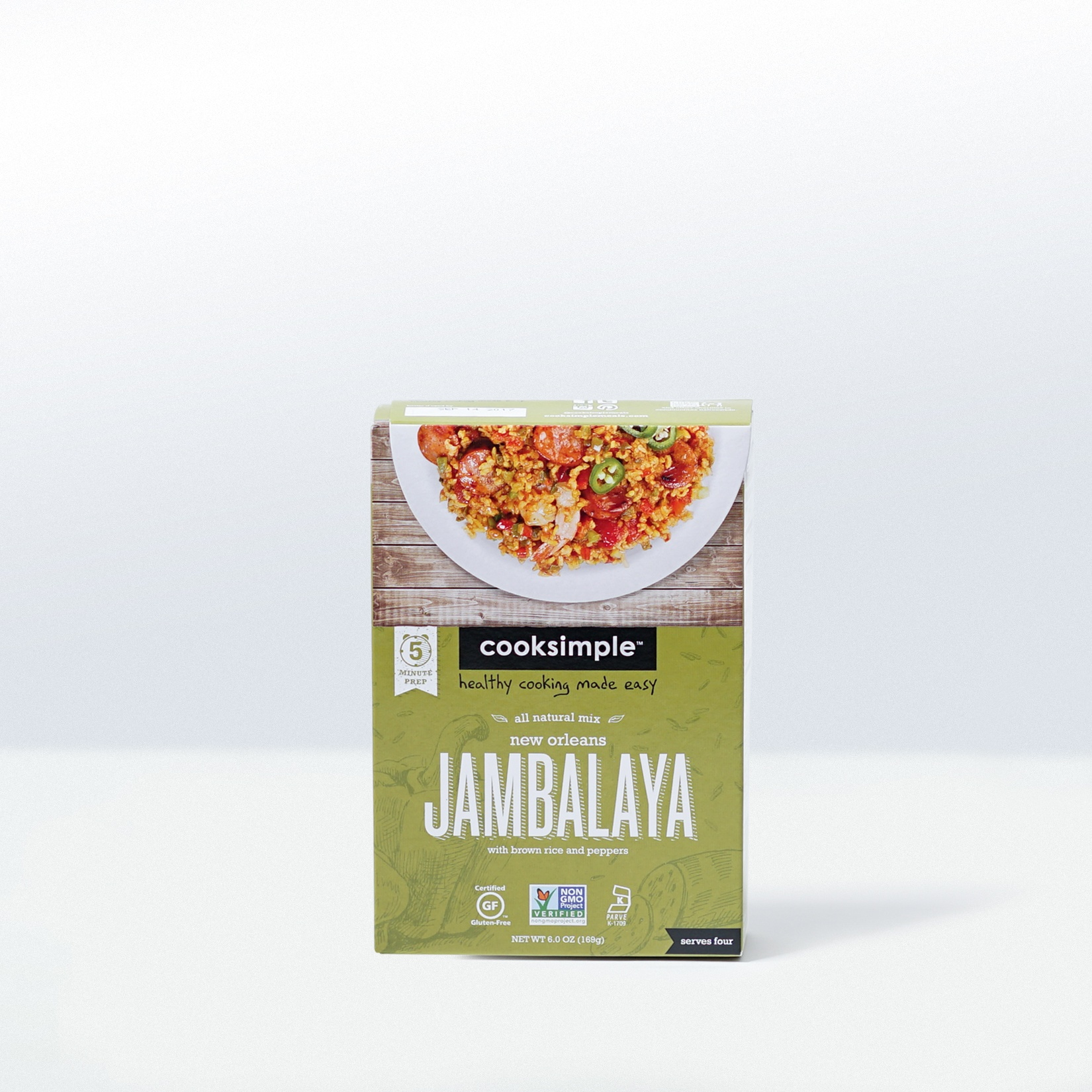 Cook Simple-Jambalaya
