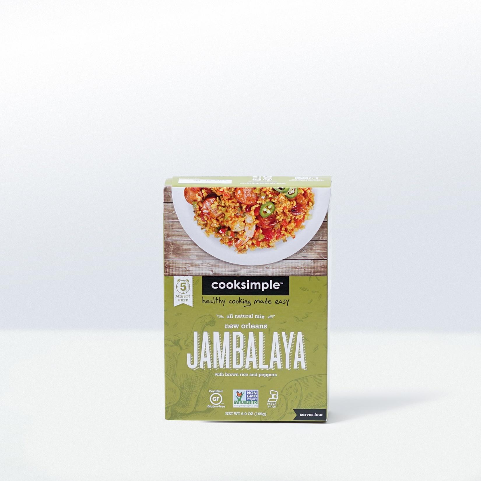 Cook Simple-Jambalaya