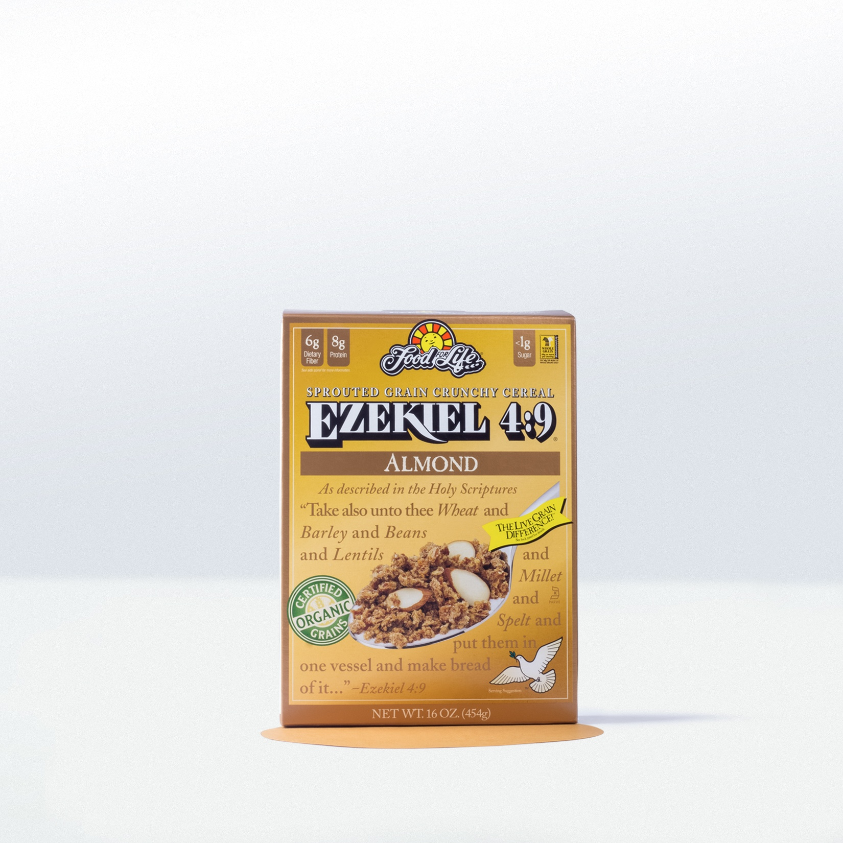 Food For Life-Ezekiel 4:9 Almond