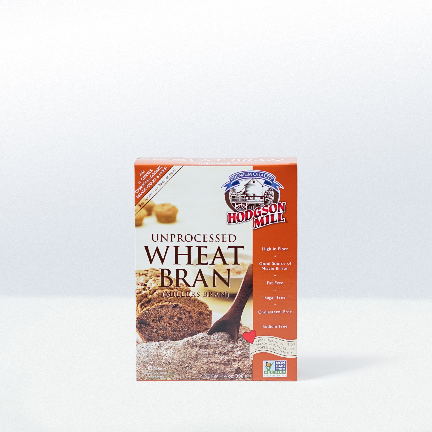 Hodgson Mill-All Natural UnprocessedWheat Bran
