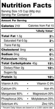 Lotus Foods Organic Brown Jasmine Rice