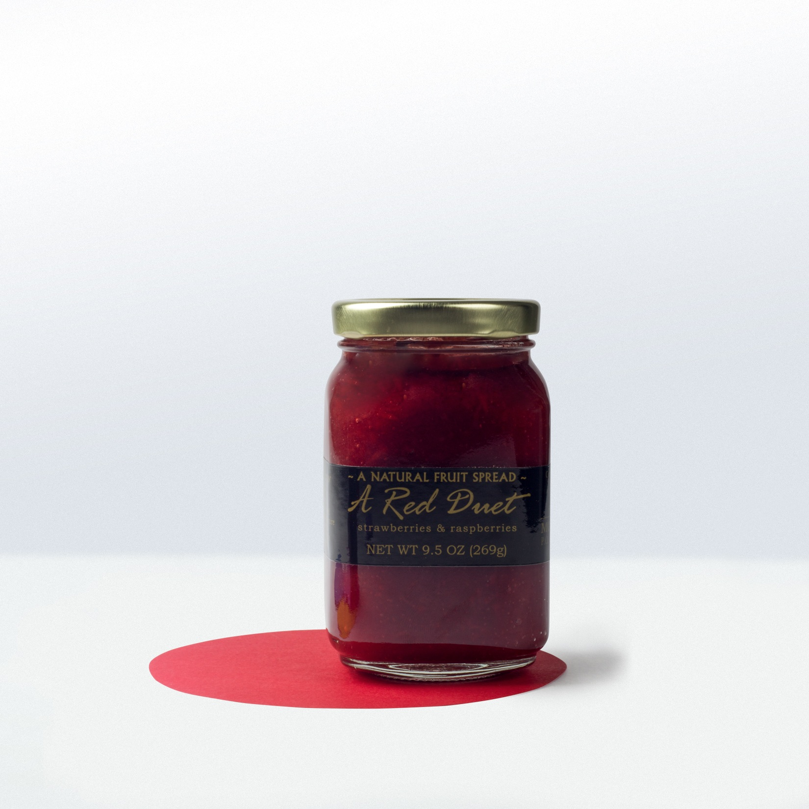 Mountain Fruit-A Red DuetFruit Spread