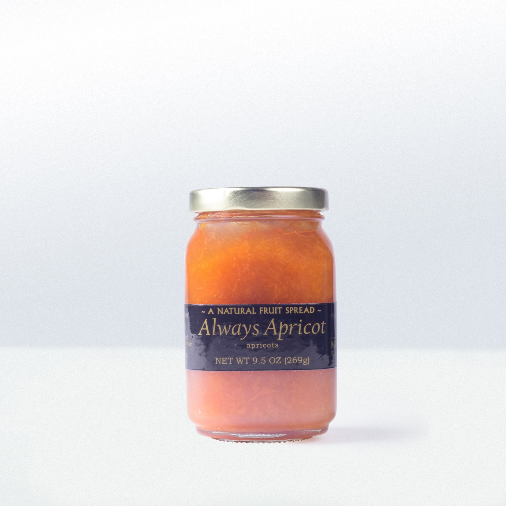 Mountain Fruit-Always ApricotFruit Spread