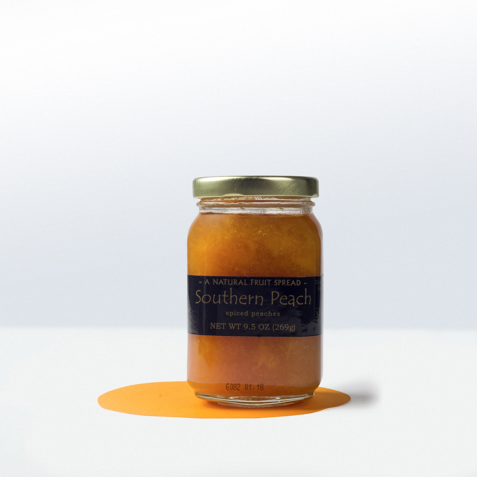 Mountain Fruit-Southern PeachFruit Spread
