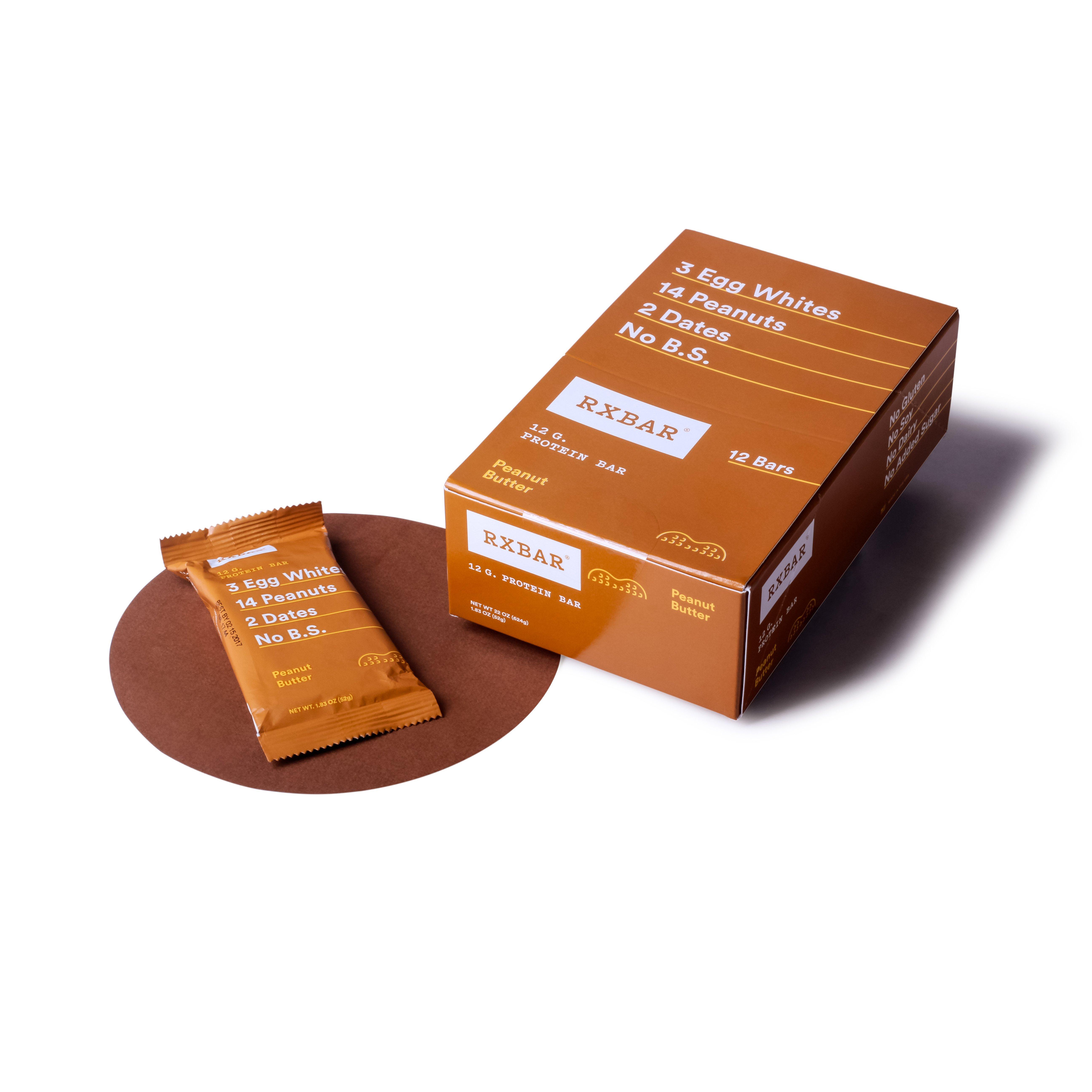 RX Bar-Peanut Butter