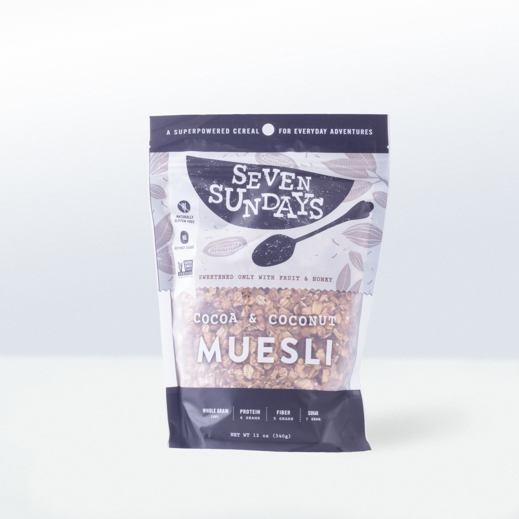 Seven Sundays-Cocoa And Coconut Muesli
