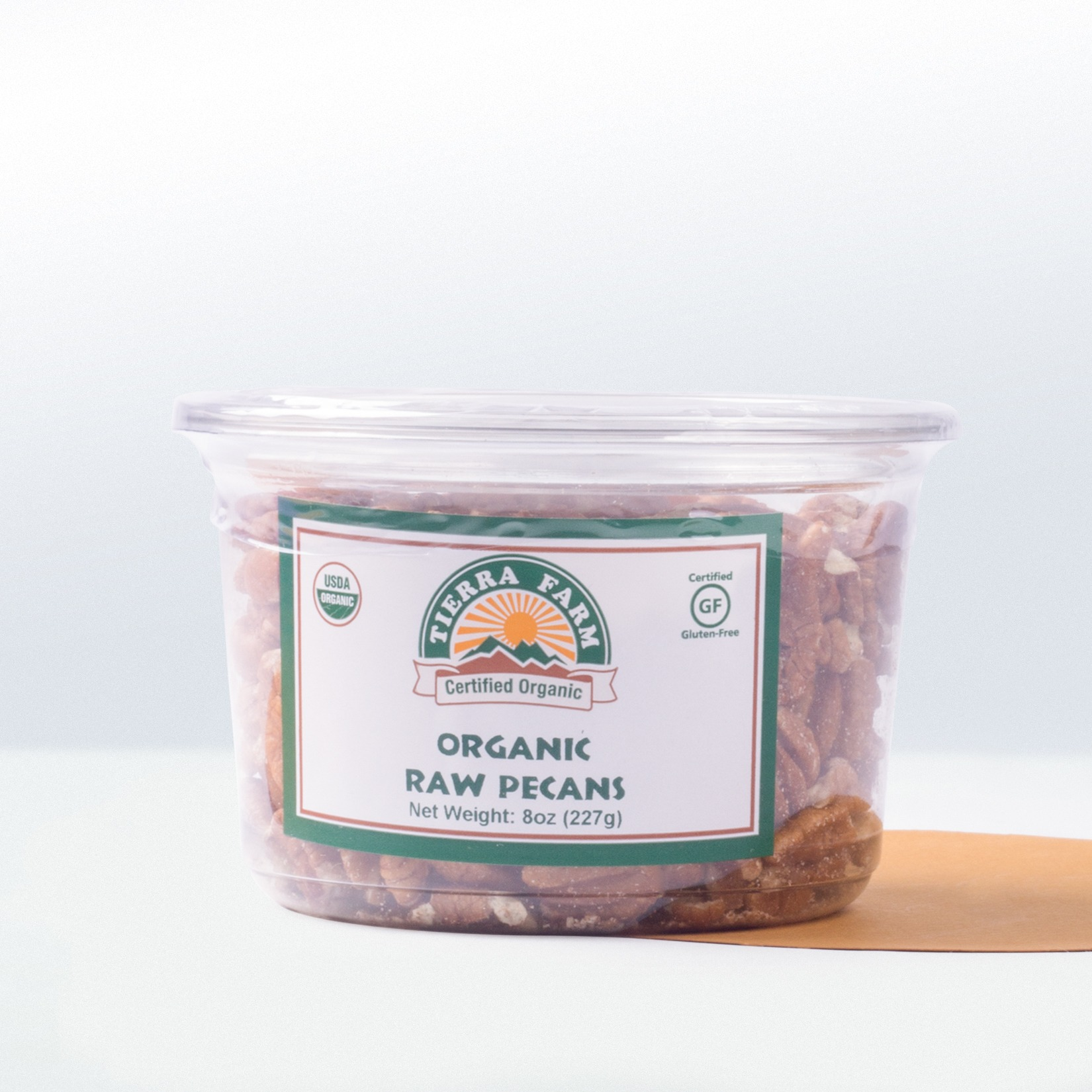 Tierra Farm-Organic Raw Pecans